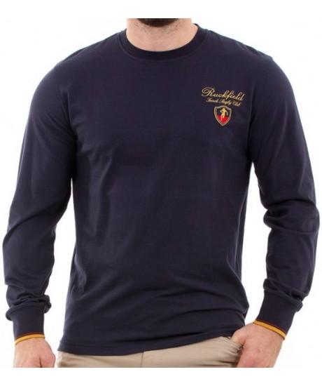 T-Shirt Ruckfield ML Bleu Marine