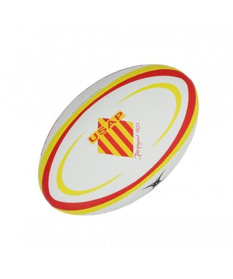 ballon rugby Gilbert réplica USAP