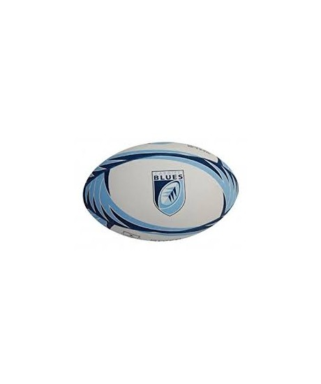 Ballon rugby Gilbert supporter CARDIFF BLUES