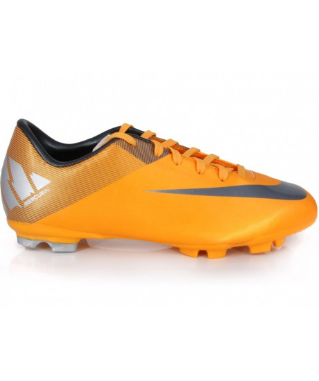 Nike Mercurial Victory II FG Orange