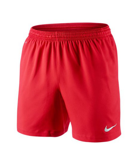 Short rugby Nike rouge