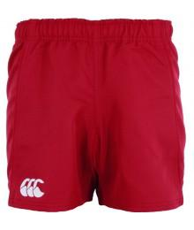 Short Canterbury Advantage Rouge