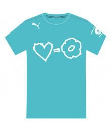 Tee shirt Junior Puma Love Montpellier Rugby bleu