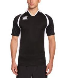 Maillot rugby Canterbury vert