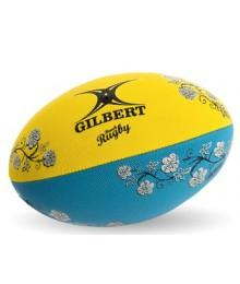Ballon Beach Rugby Gilbert Multicolore