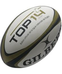 Ballon Gilbert TOP 14