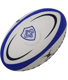 Mini Ballon rugby Gilbert Castres