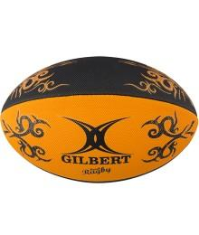 Ballon beach rugby Gilbert Orange
