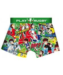 Boxer Play Rugby enfant