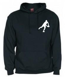 "Sweat Capuche Junior ""Essentiels"" Noir"