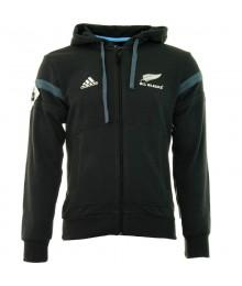 Sweat zippé Adidas ALL BLACKS