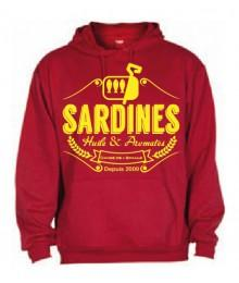 Sweat Sardines 2 Rouge