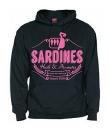 Sweat Sardines 2 Noir