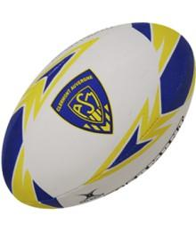 Ballon rugby Gilbert supporter Clermont