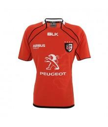 Maillot Stade Toulousain BLK Away Rouge