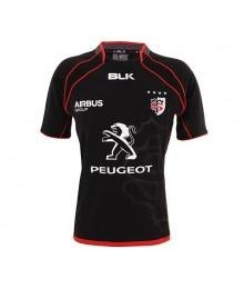 Maillot Stade Toulousain BLK Home Noir Junior