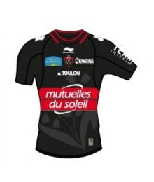 Maillot rugby RC Toulon 2014/2015 Noir Junior