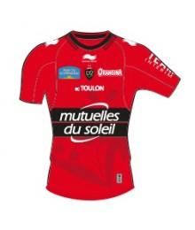 Maillot rugby RC Toulon 2014/2015 Rouge Junior