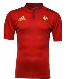 Maillot XV de France 2015 Rouge