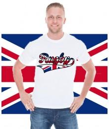 Tee Shirt Rugby Originals Union Jack