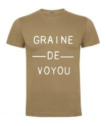 Tee Shirt Frenchie Graine de voyou