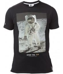 "Tee Shirt Junior Rugby Division Top 14 ""ASTRONAUT"" Noir"