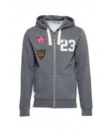 "Sweat capuche zippé Rugby Division ""HERITAGE"""