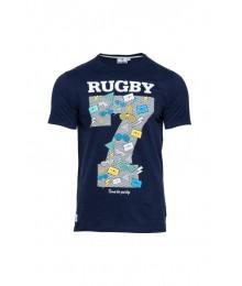 Tee Shirt Rugby Division """"