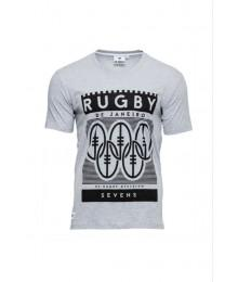 "Tee Shirt Rugby Division ""OLYMPUS"""