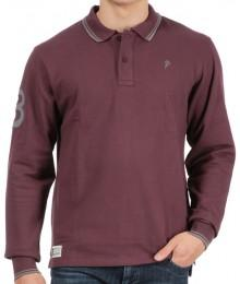 Polo ML Bordeaux Ruckfield