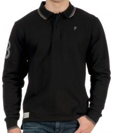 Polo ML Noir Ruckfield