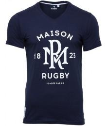 "Tee Shirt Rugby Division ""UZES"""