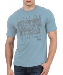 Tee-Shirt Bleu Ruckfield We Are Rugby