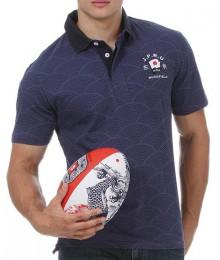 Polo Marine Japan Rugby Ruckfield