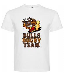 Tee shirt Junior Bulls Rugby Team
