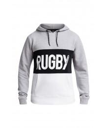 "Sweat Capuche Rugby Division ""Flushing"""