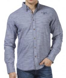 Chemise ML  Ruckfield Chambray Le French