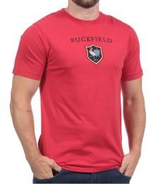 Tee shirt Ruckfield Rouge France