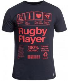 "Tee Shirt Rugby Division ""ORGANIC"""