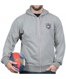 SWEAT RUCKFIELD GRIS FRANCE