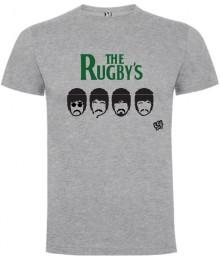 "Tee shirt LoL Rugby ""The Rugby's"" Gris"