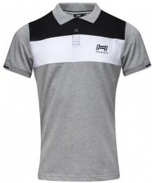 POLO  HUNGARIA BENNETT HOMME GRIS