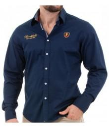 Chemise Ruckfield French Rugby Club Marine